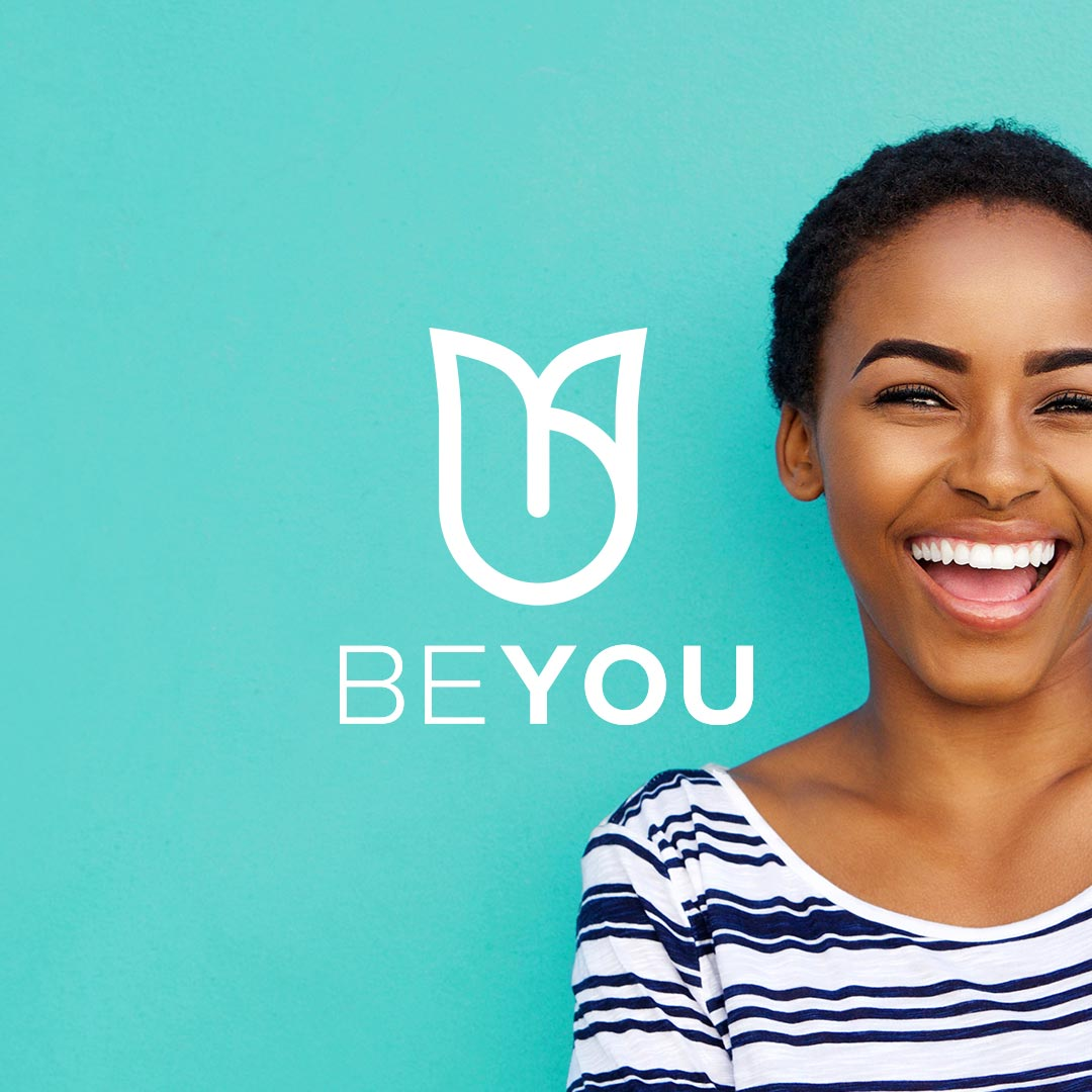 Health and beauty logo design | Be You
