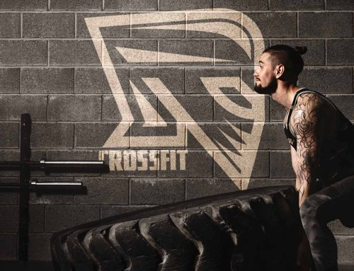 Crossfit Logo Design | Crossfit Rudis