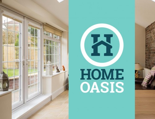 Home Improvement Logo Design | Home Oasis