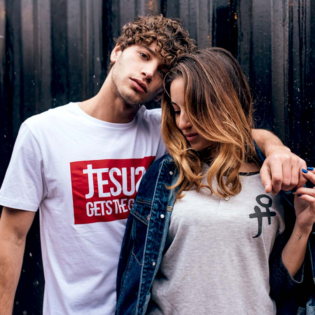 Fashion Brand Logo | Jesus Gets The Girl